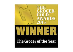 Grocer of the year award